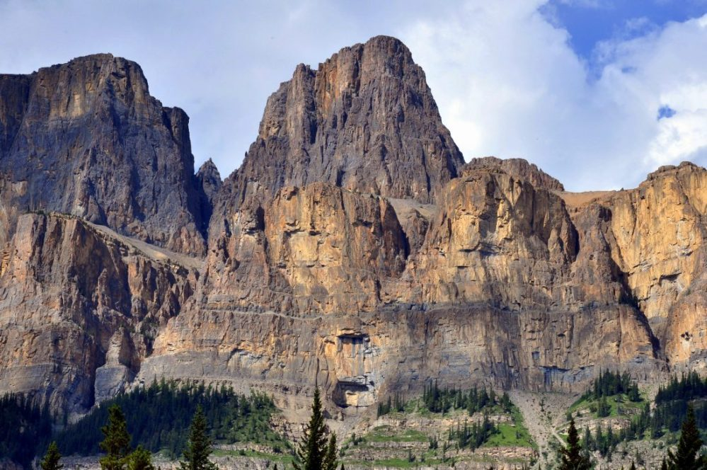 Banff National Park (Castle Mountain)