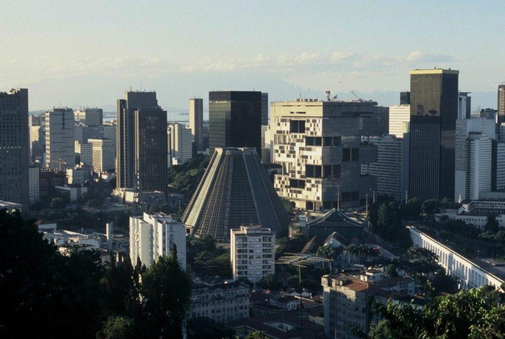Catedral Metropolitana de São-Sebastião do Rio de Janeiro