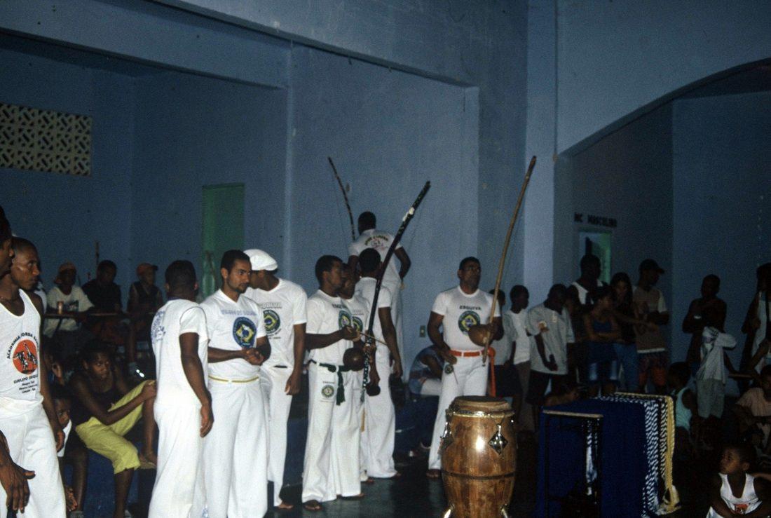 Chapada Diamantina : Lençóis capoeira