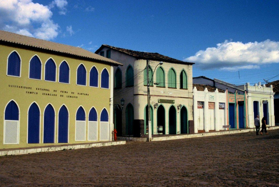 Chapada Diamantina : Lençóis Universidade do Estado da Bahia