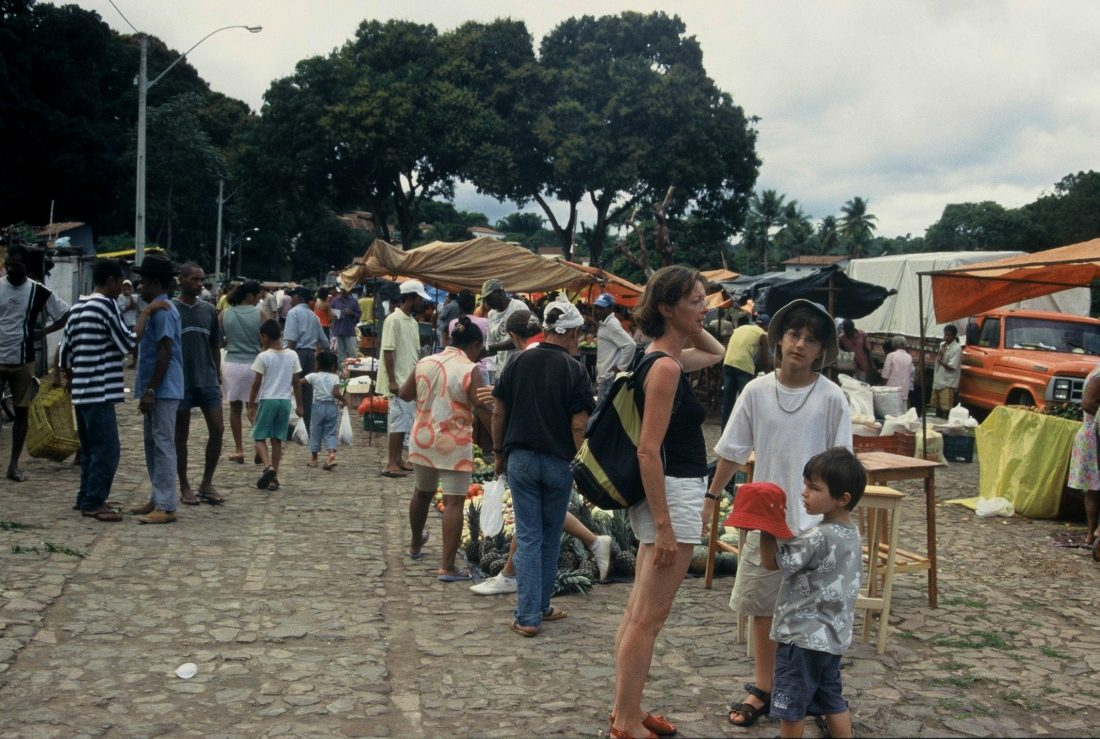 Chapada Diamantina : Lençóis Mercado
