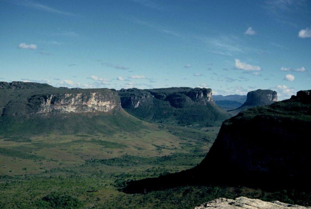 Brasil Bahia : Chapada Diamantina