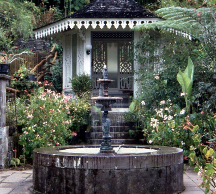 Ile de la Réunion : Hellbourg Maison Folio