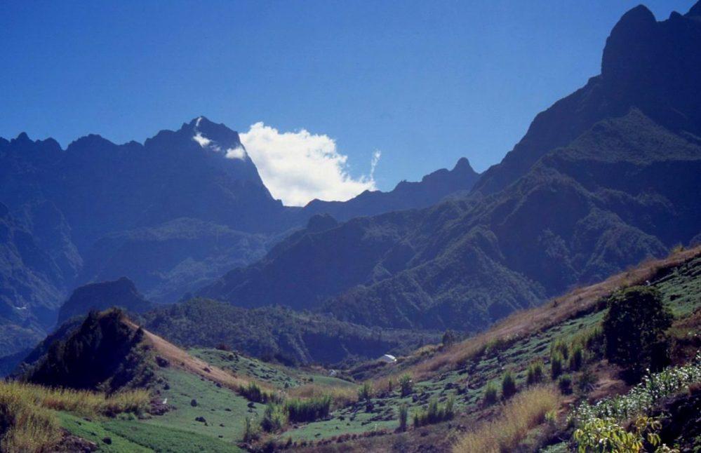Ile de la Reunion : Cirque de Cilaos