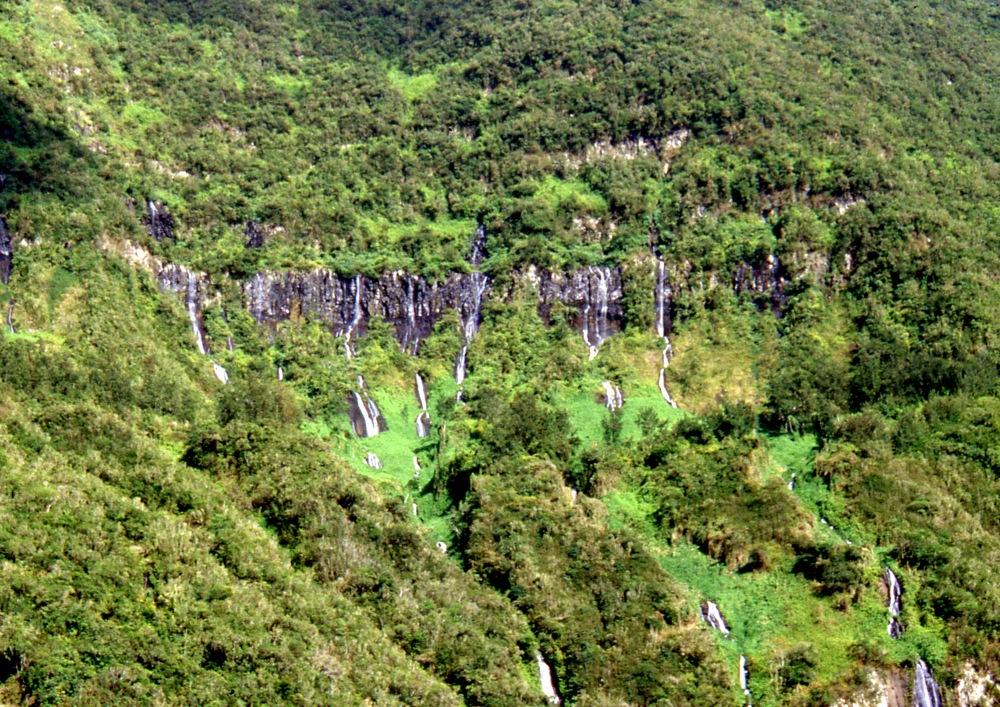 Ile de la Réunion : Cirque de Salazie