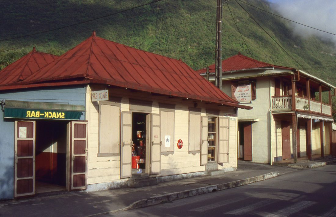 Ile de la Réunion : Hellbourg
