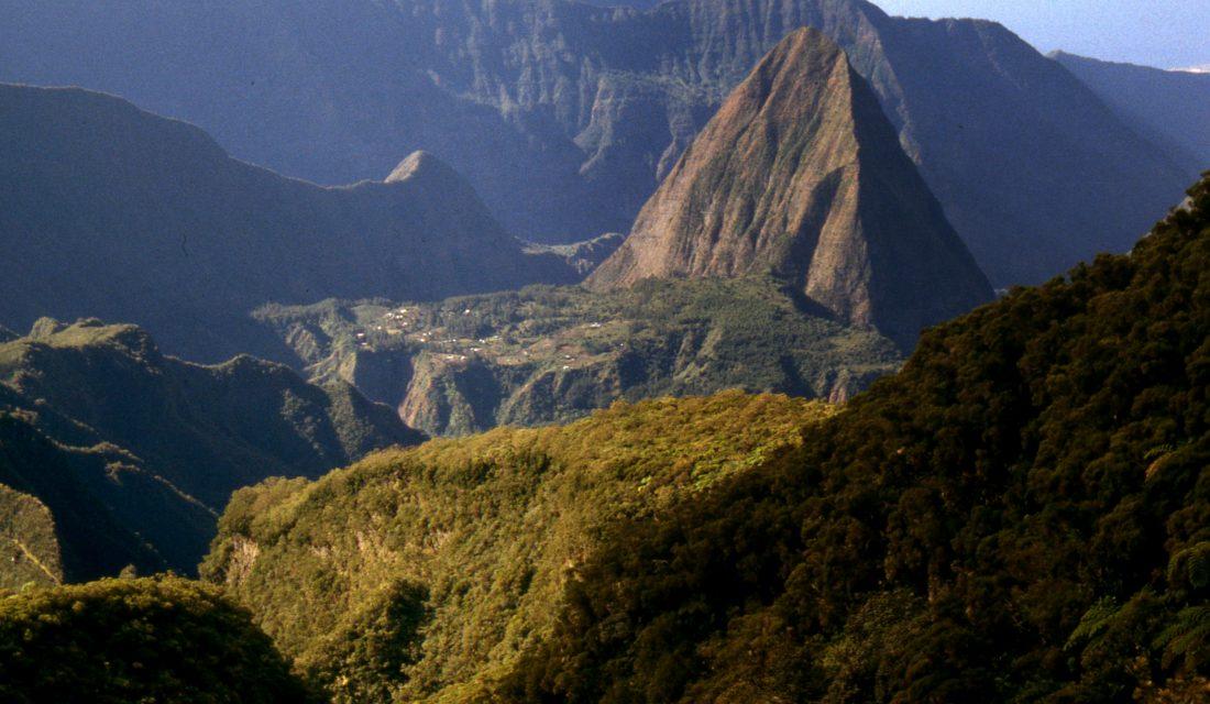 Ile de la Réunion : randonnée Mafate