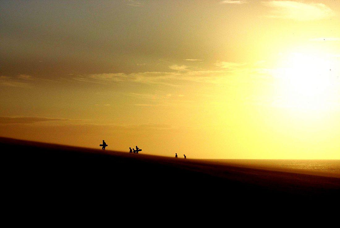 Jericoacoara : Sand surf