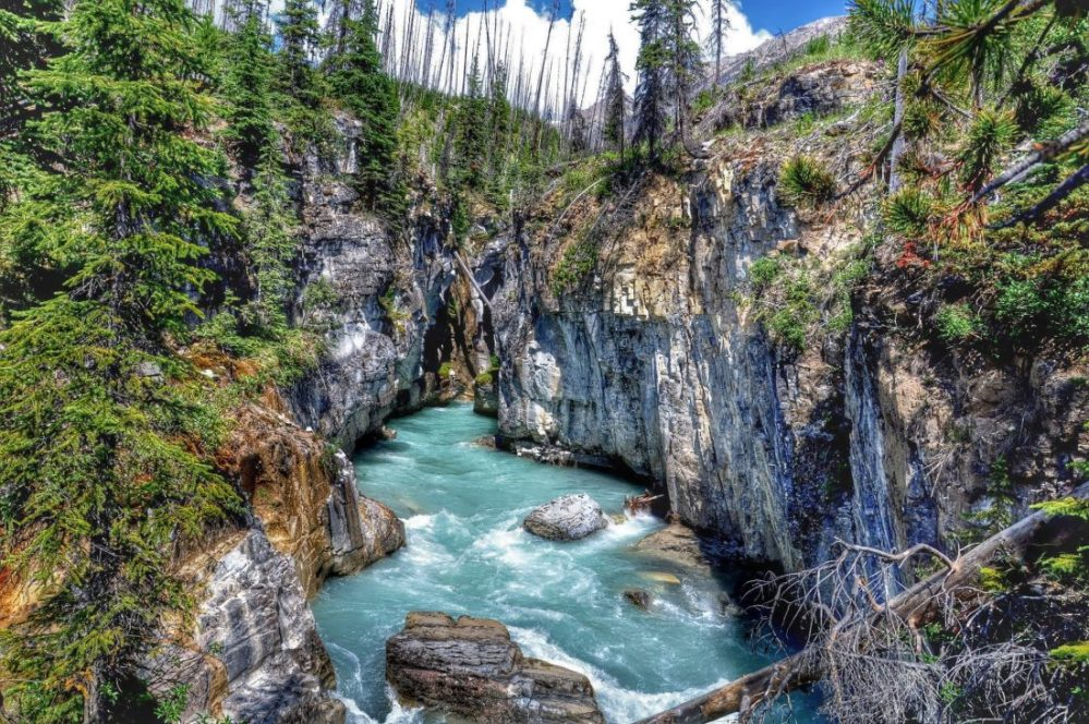 Kootenay National Park (Marble Canyon)