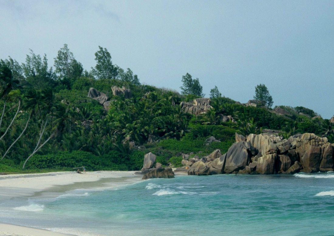 La Digue : Grand Anse