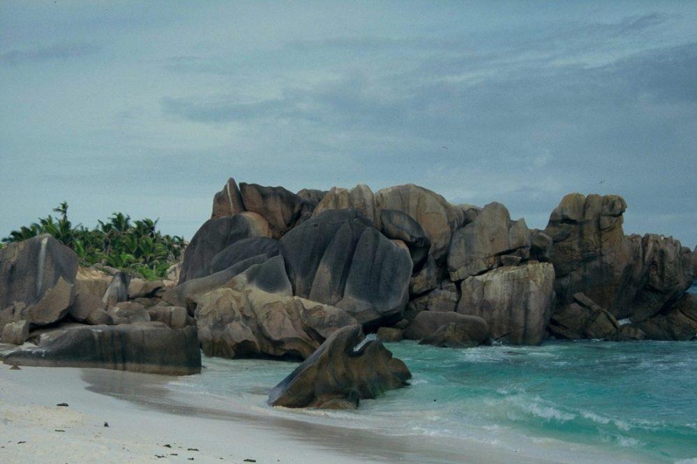 La Digue : Anse Coco