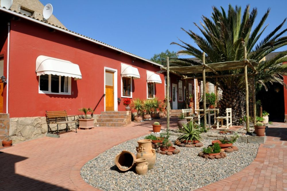 Luderitz : Sand Rose Guest House