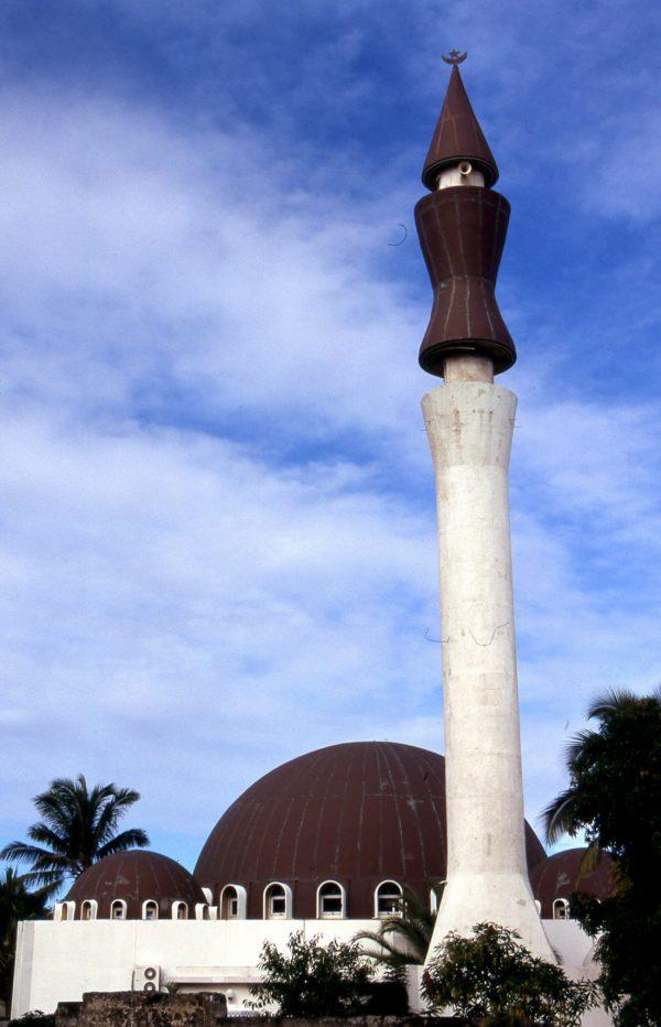 Ile de la Réunion : Mosquée de Saint Pierre