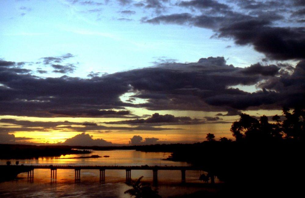 Niger : Niamey Pont Kennedy