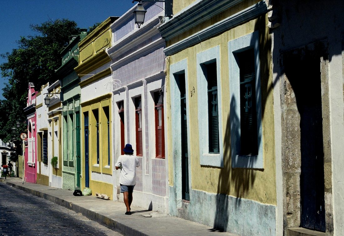 Olinda : Historic Center