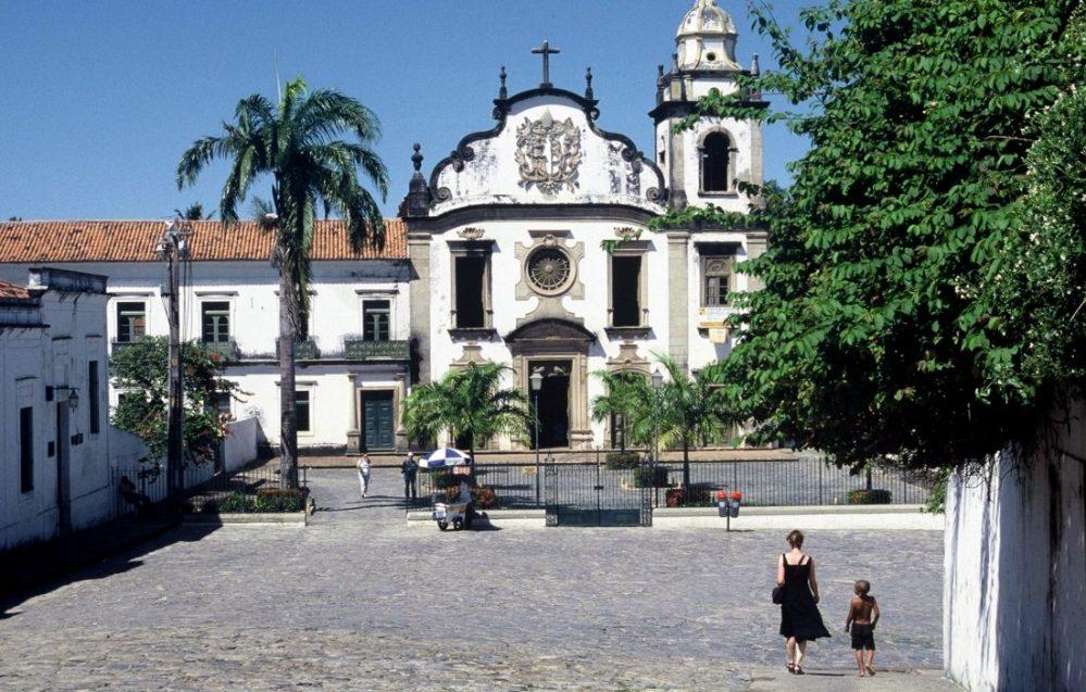 Olinda : Igreja e Mosteiro de São Bento