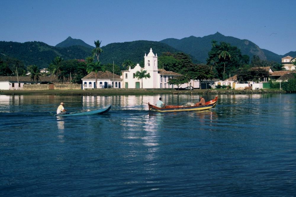 Paraty : Igreja de Nossa Senhora das Dores