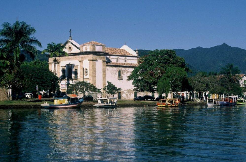 Paraty: Igreja de Nossa Senhora dos Remédios