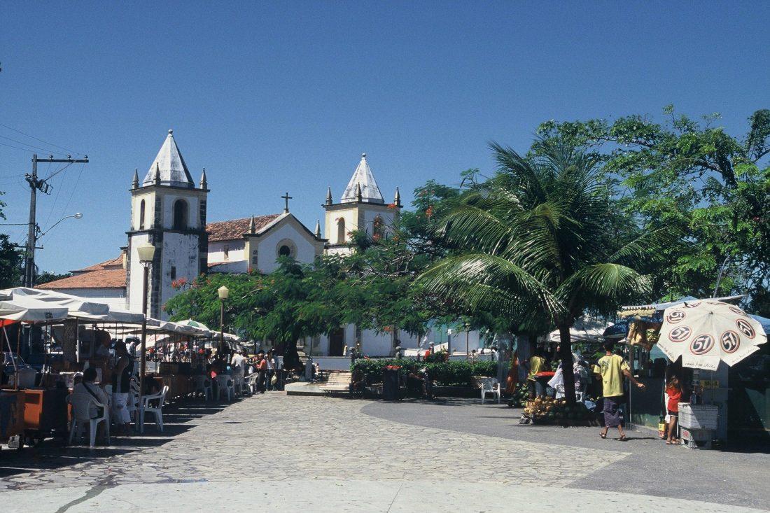Olinda : Catedral Metropolitana de São Salvador do Mundo