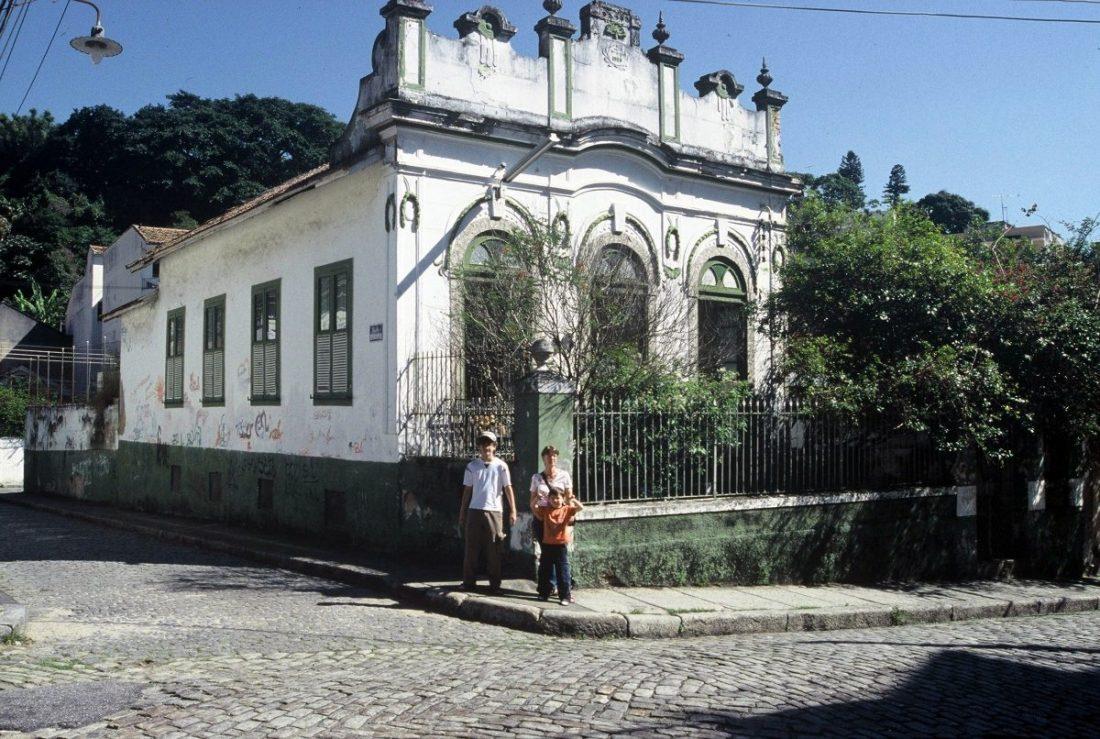Rio de Janeiro : Santa Teresa
