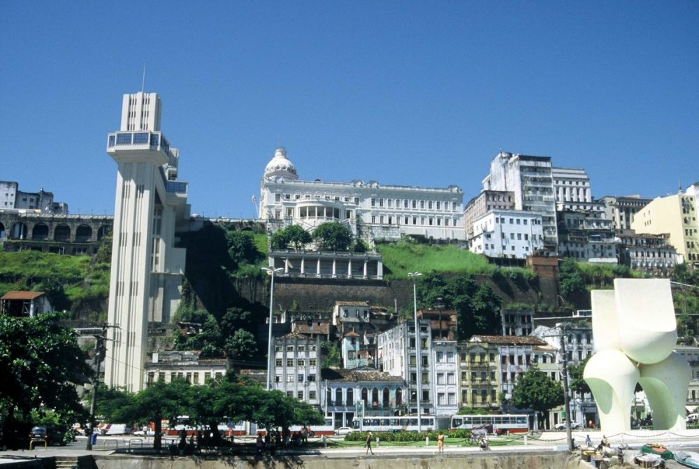 Salvador da Bahia : Elevador Lacerda
