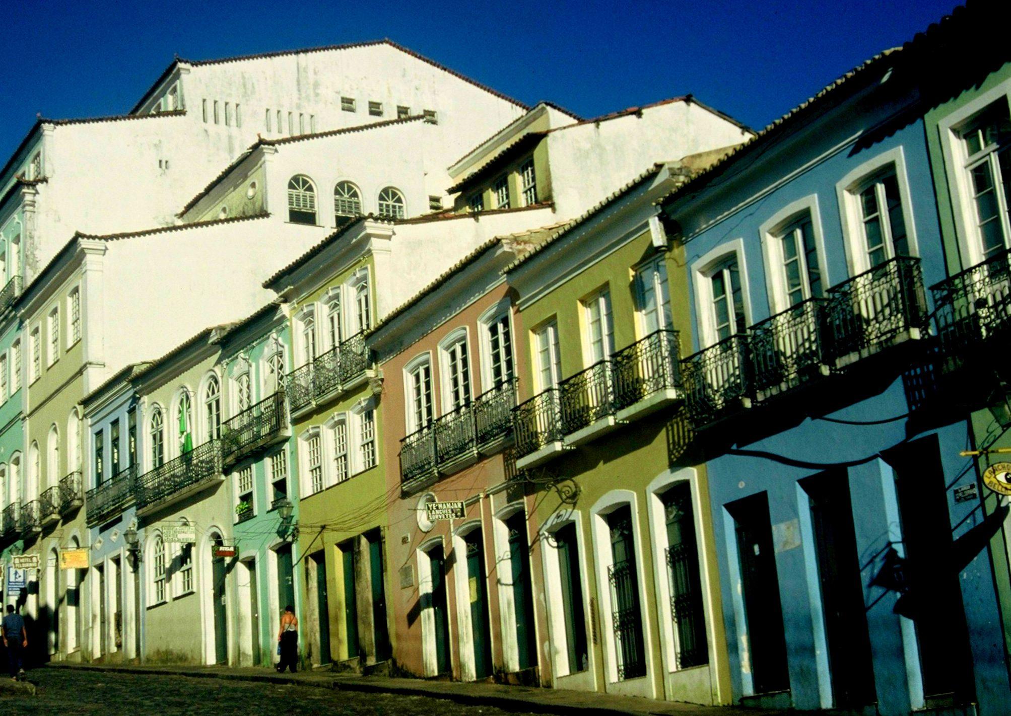 Salvador da Bahia : Pelourinho