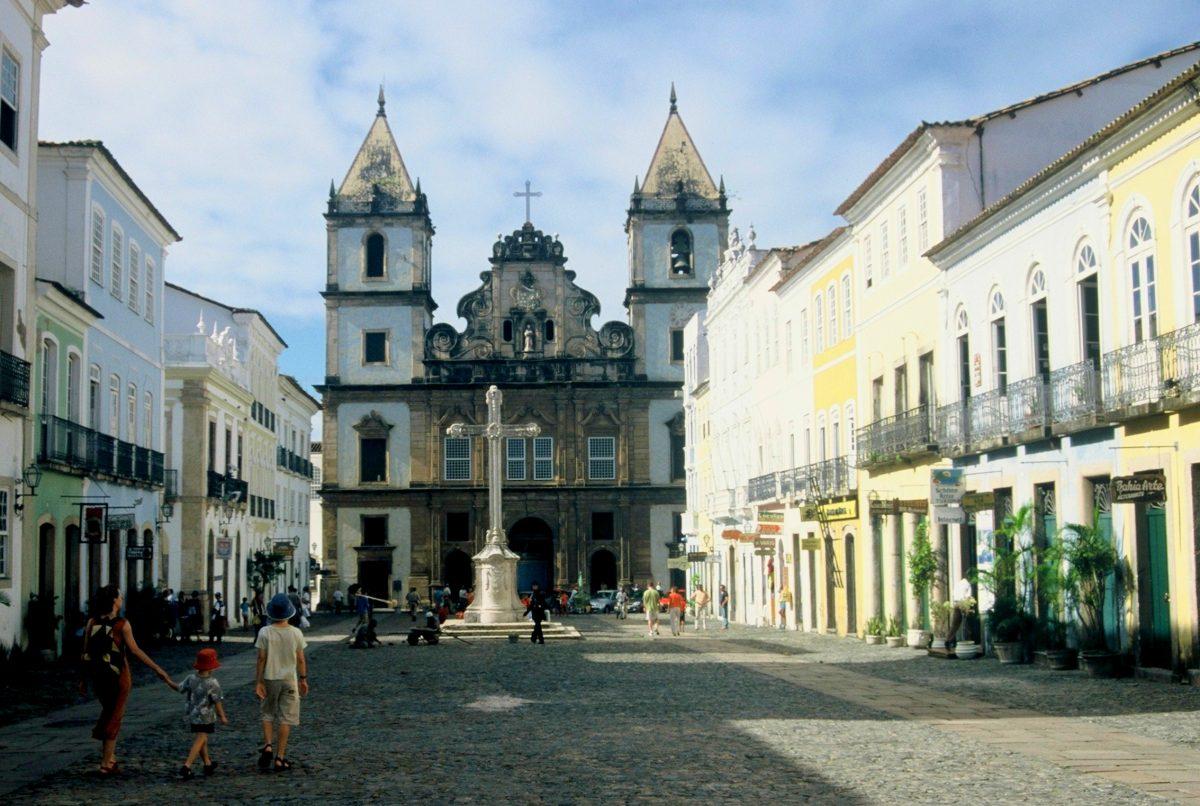 Salvador da Bahia : Largo Terreiro de Jesus
