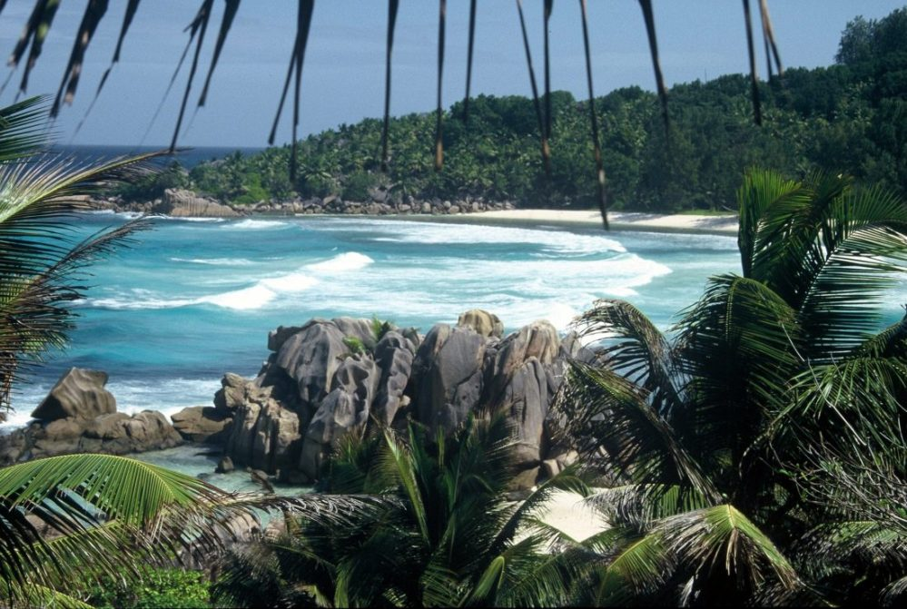 La Digue : Grand Anse