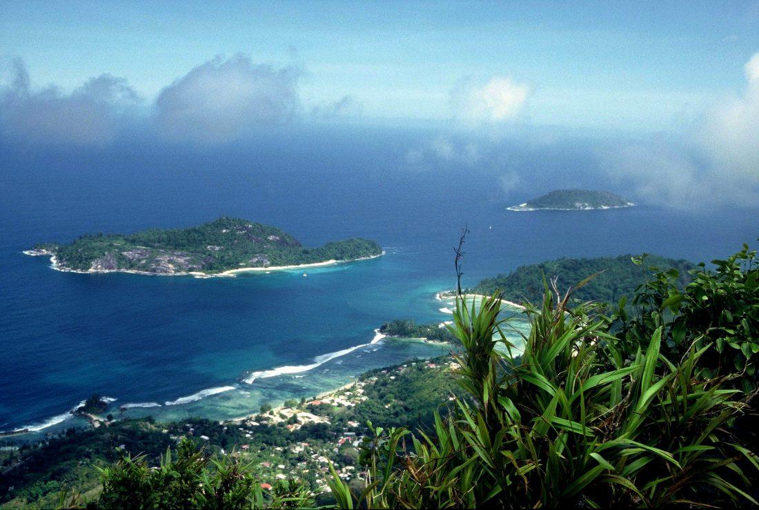 Seychelles Mahé : Morne Blanc Trail