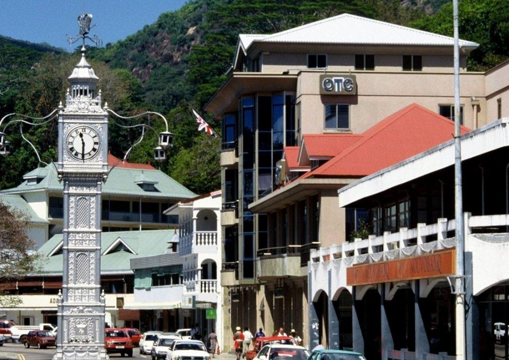 Seychelles : Mahé Victoria