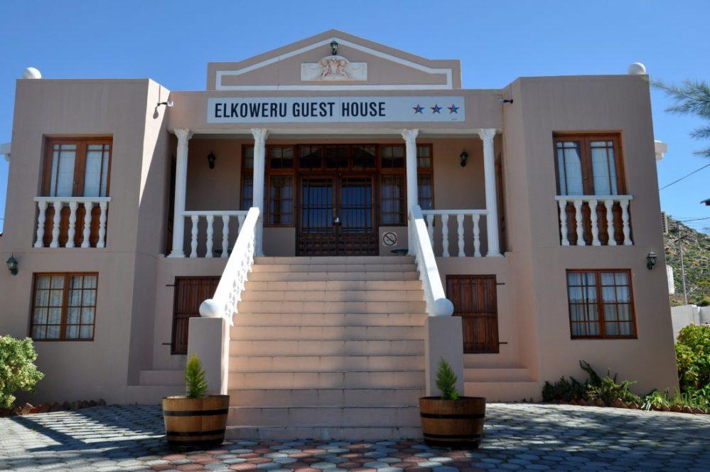 Springbok : Elkoweru Guest House