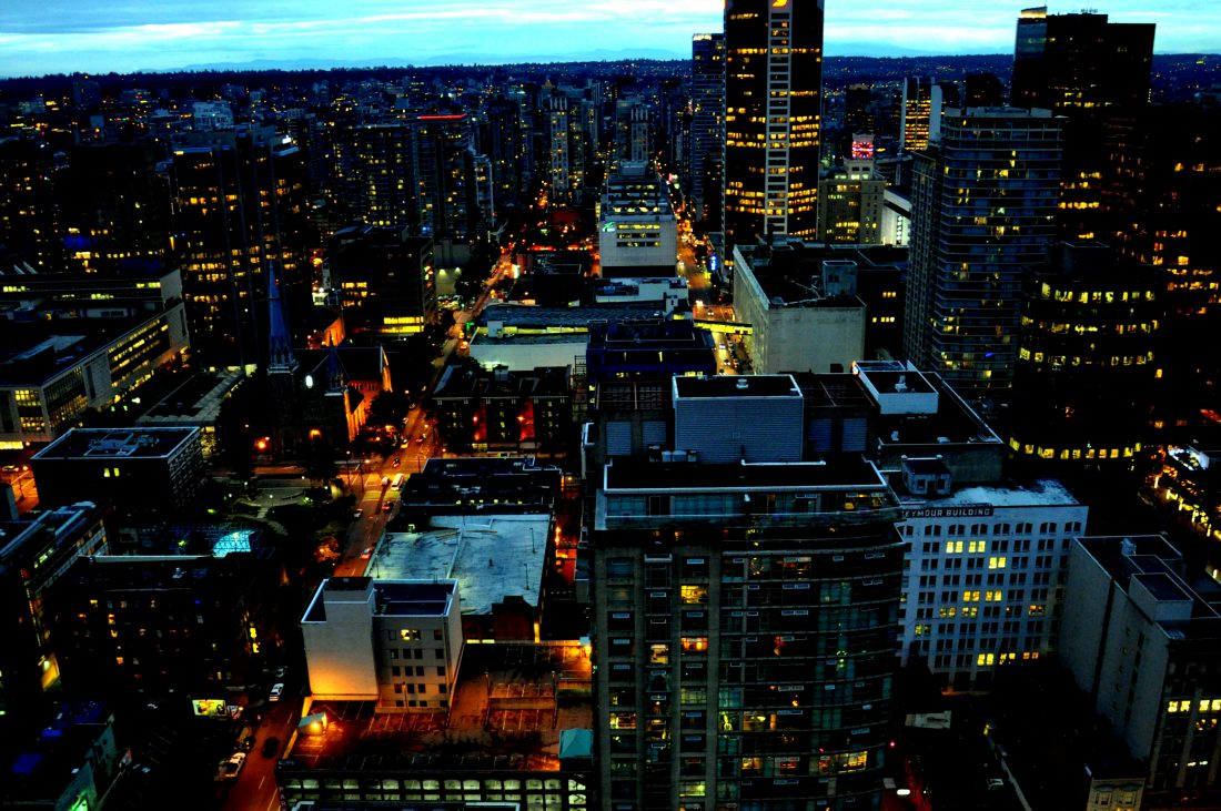 Vancouver : Lookout