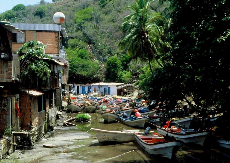Venezuela : Puerto Colombia