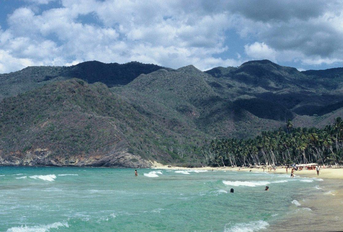 Venezuela : Playa Grande Puerto Colombia