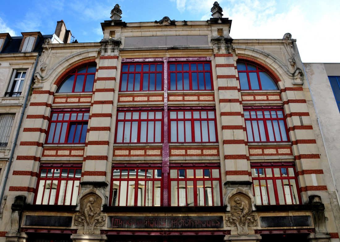 Nancy Art Nouveau : Imprimerie Royer