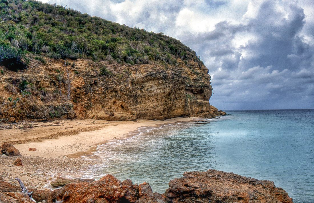 Anguilla : Little Bay