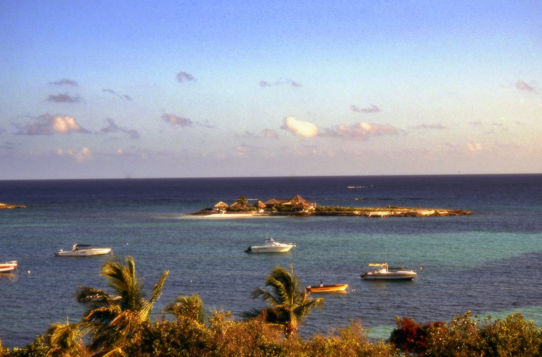 Anguilla : Scilly Bay