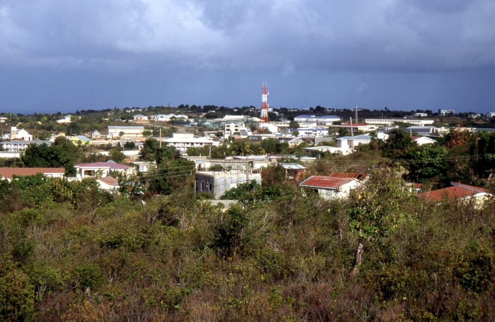 Anguilla : Capital The Valley