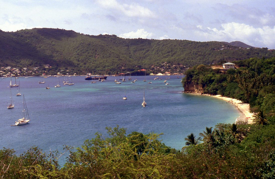 Saint Vincent and the Grenadines : Bequia Port Elisabeth