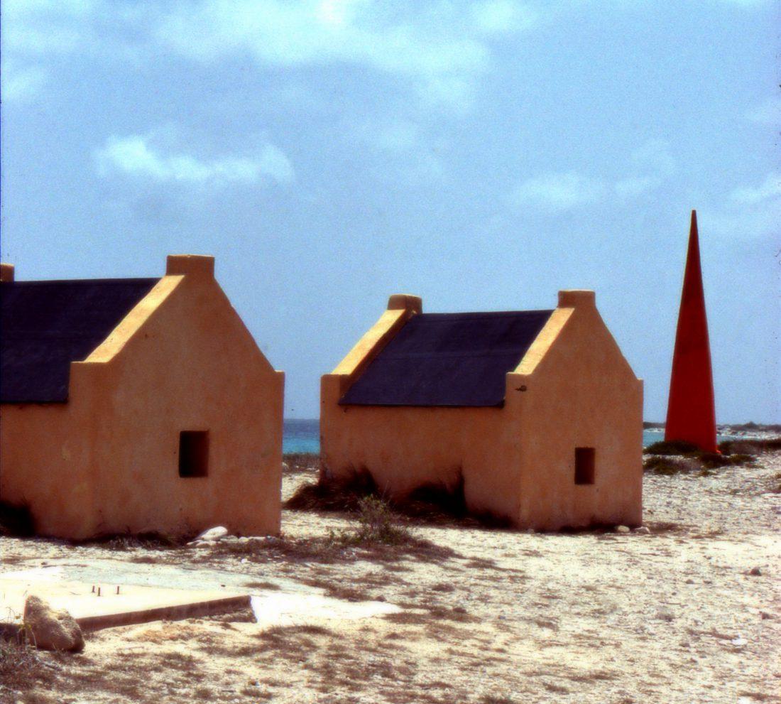 Bonaire : Red Slave Huts