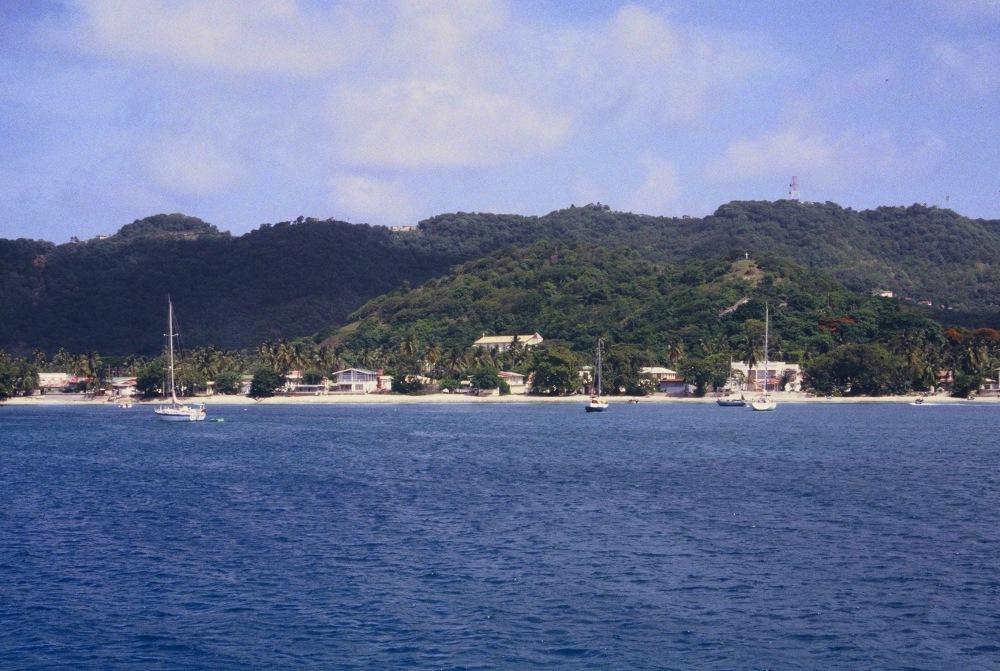 Carriacou : Hillsborough