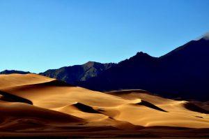 Colorado : Great Sand Dunes Park