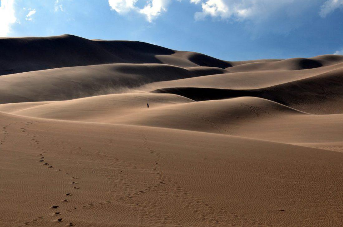 Colorado : Great Sand Dunes