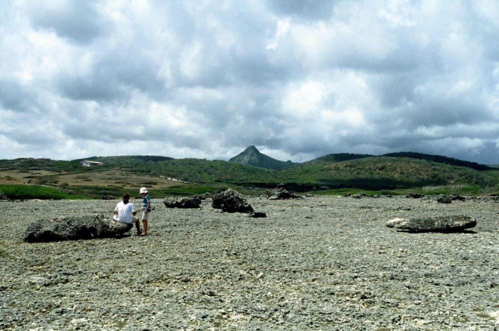 Curaçao : Shete Boka Park