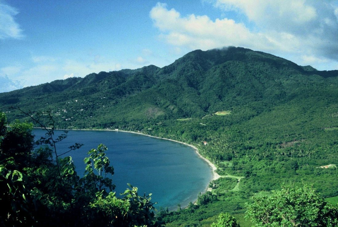 Dominica : Cabrits National Park