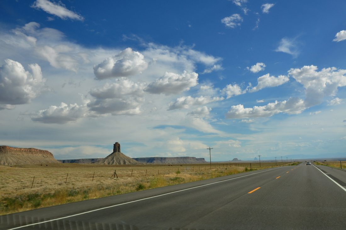 From Cortez to Bluff