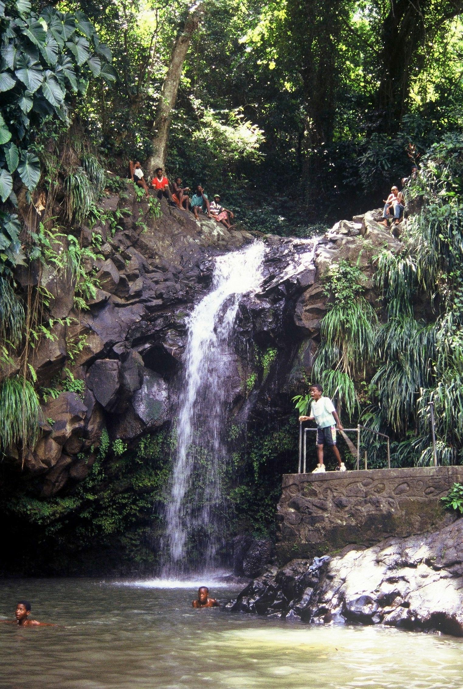 Grenada : Annandale Falls
