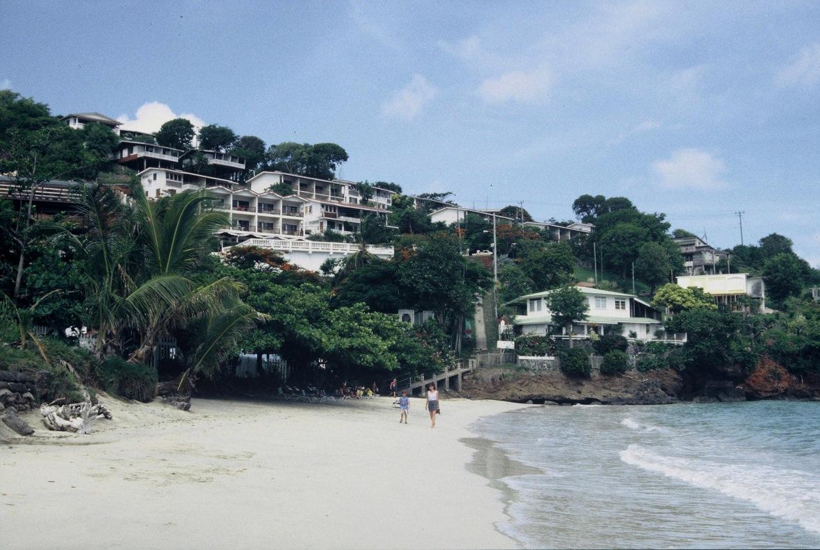 Grenada : Grand Anse Flamboyant Hotel