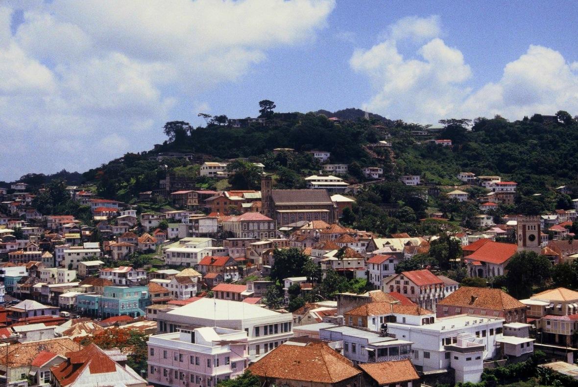 Grenada : Saint Georges