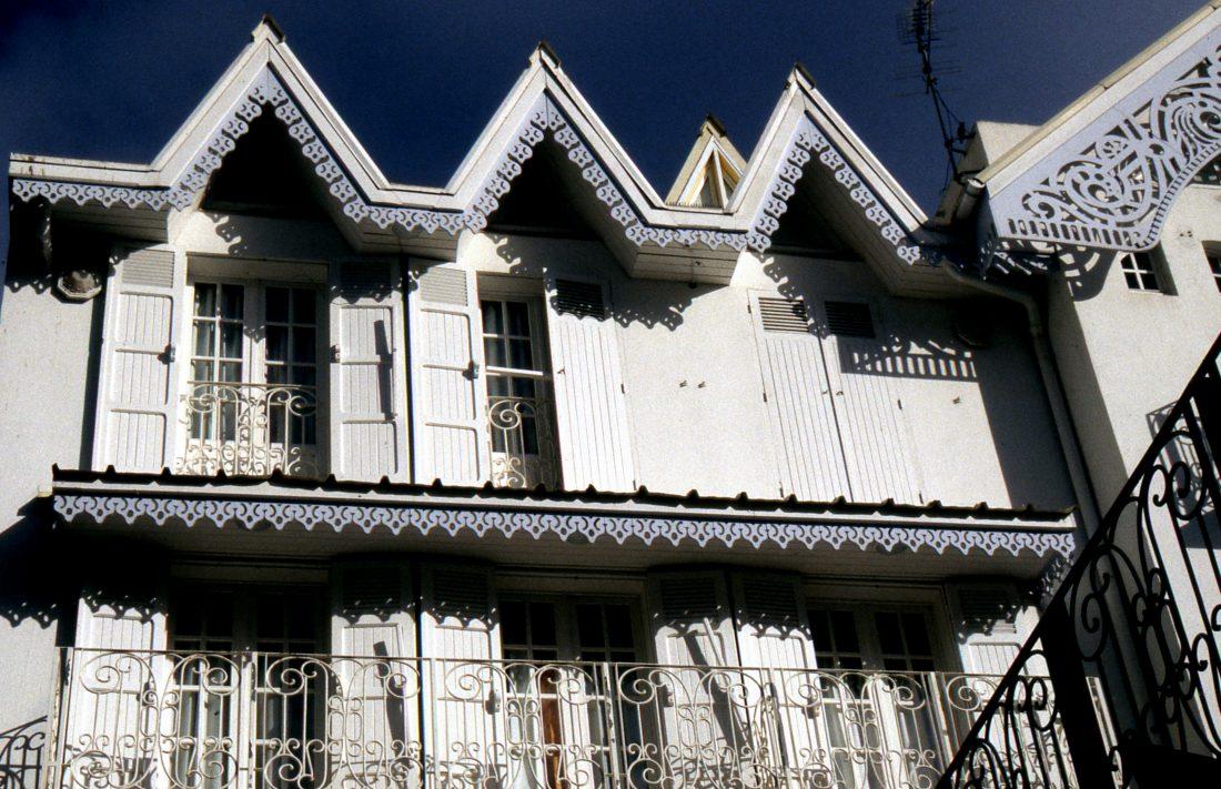 Ile de la Réunion architecture
